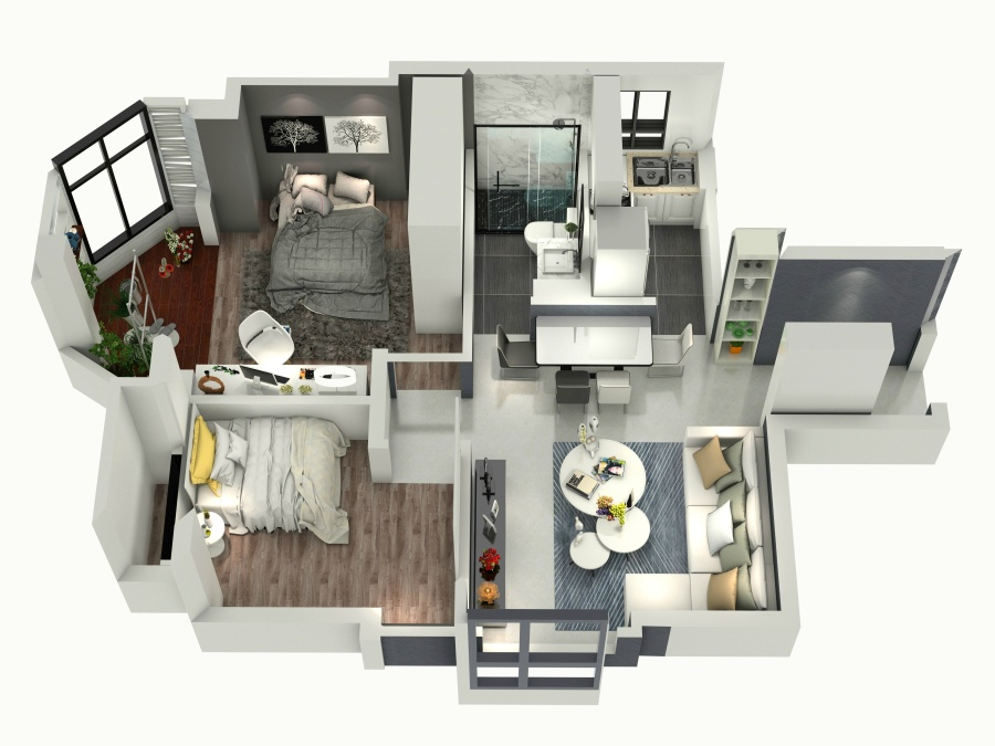 3D architect home designer