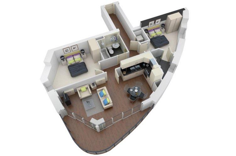 3d Floor Plans Designer 3d Architectural Floor Plans